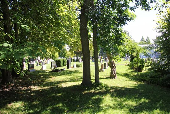 St. Mark's Anglican Church: Its cemetery
