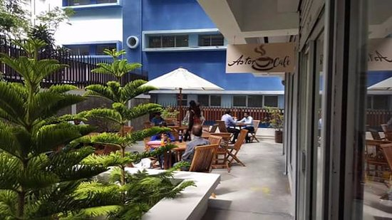 Image result for astor cafe port louis