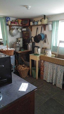 Bursledon, UK: kitchen