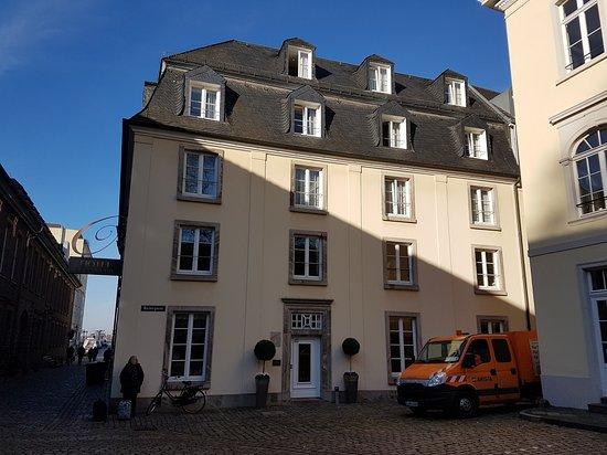 Hotel Orangerie Backergasse   Dusseldorf Deutschland