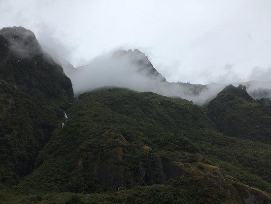 Franz Josef, Nueva Zelanda: Camino al Frank Josef