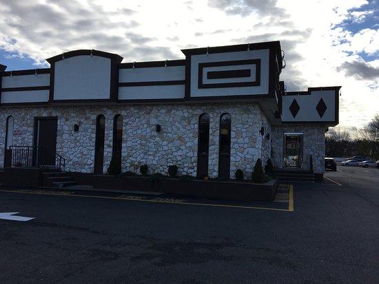 อีสต์ฮันโนเวอร์, นิวเจอร์ซีย์: East Hanover Diner - front view from outside