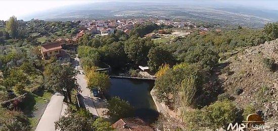 Casas Del Monte, Spania: vista aerea