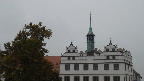 Old Town Hall: la façade