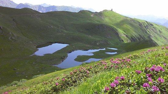 Foto di cercivento immagini di cercivento provincia di for Immagini di laghetti