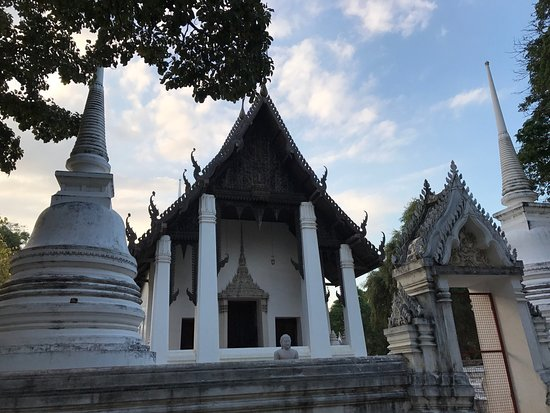Ayutthaya Province, Thailand: Wat Thammaram