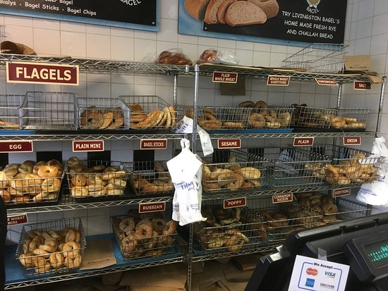 Livingston Bagel - bagels