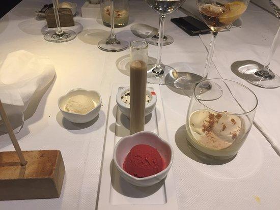 Lokeren, België: Dessert