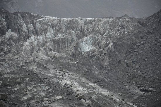 狐狸冰河照片