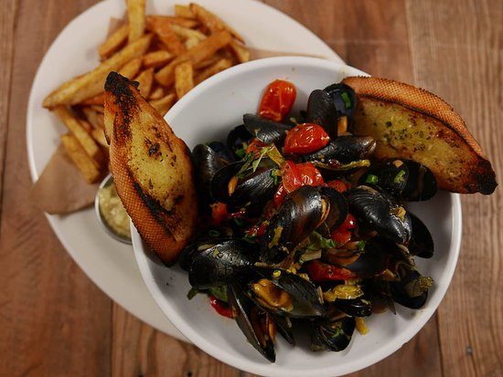 Commissary: Mussels