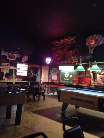 Welches, Oregón: The Shack Restaurant and Sports Bar