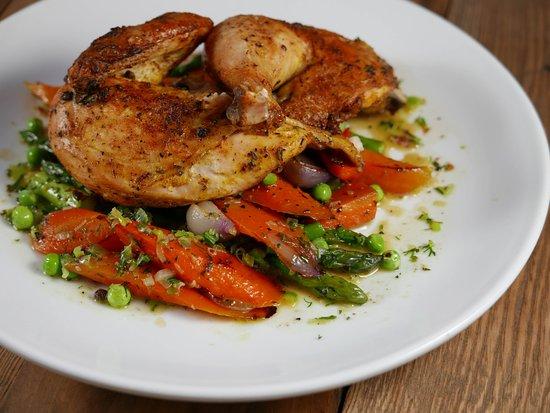 Commissary: Roast Chicken