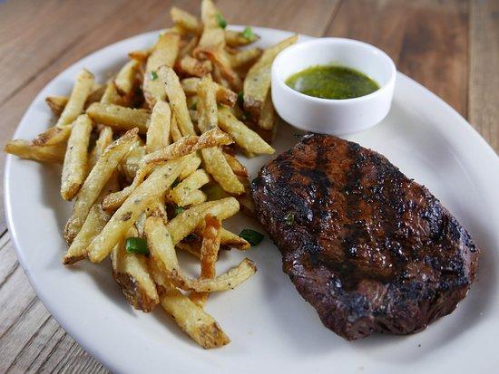Commissary: Steak Frites