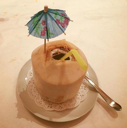 Bangkok West Thai: Fresh Coconut