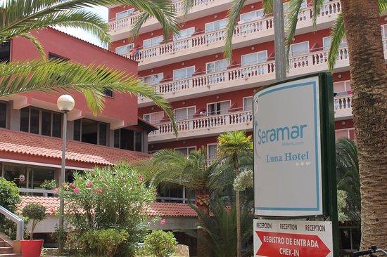 Hotel Seramar Luna Luna Park