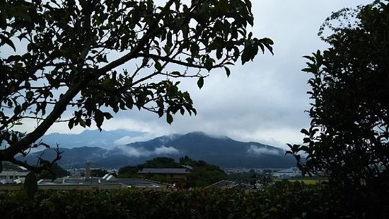 上山市, 山形県, 蔵王連峰を眺められます