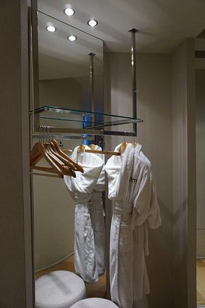 Hotel Cram Open Closet Design Most Efficient