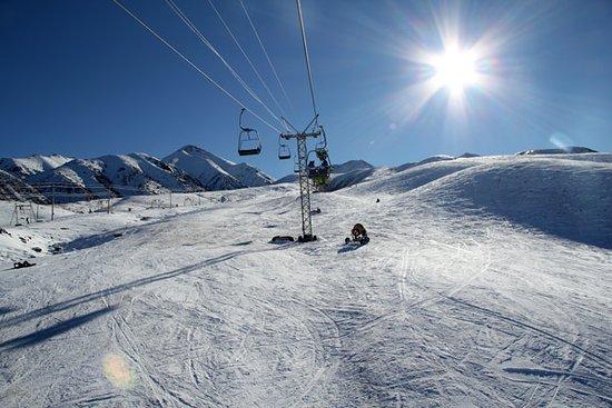 ZIL Ski Base