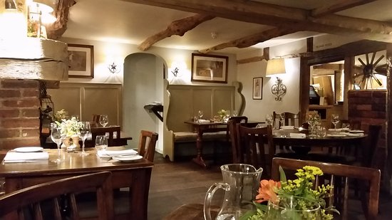 Winkfield, UK: Interior
