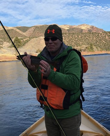 Dutch John, UT: Another fun fish