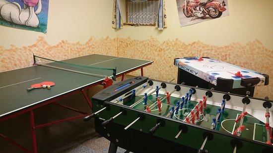 Malles Venosta, Italy: Spielzimmer
