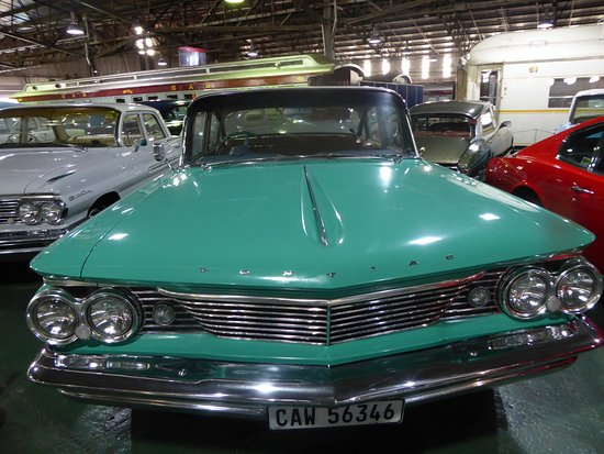 George, Zuid-Afrika: Car display