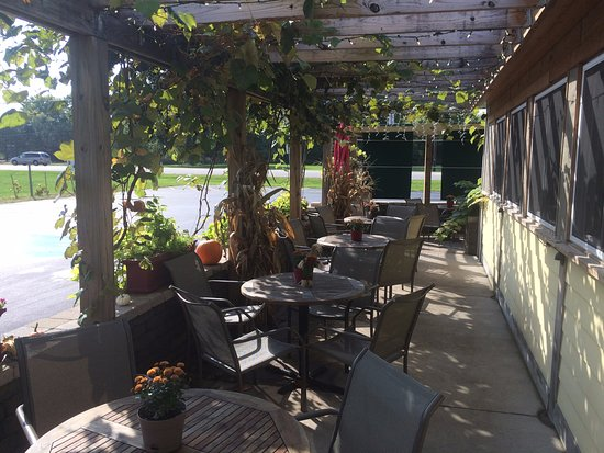 Marblehead, OH: Patio