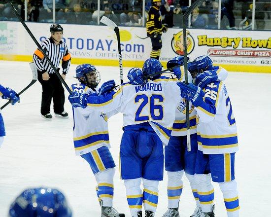 Sault Ste. Marie, MI: Lake Superior State University Hockey
