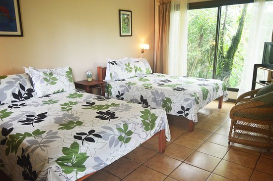 Turrialtico Lodge: Caribe Room