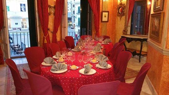 Provincia de Málaga, España: Evento en salón Cervantes