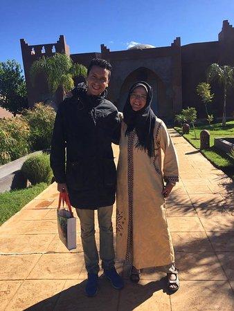 Lalla Takerkoust, Maroko: Samen met de hotelmanager die familie werd