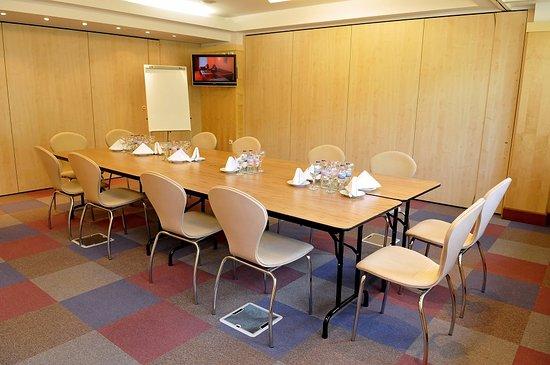 Harkany, Hungría: Dráva Hotel - Meeting room