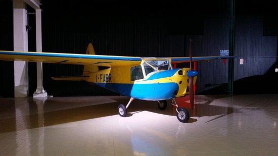 Volandia Parco e Museo del Volo Malpensa: piper