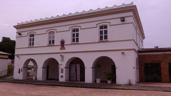 Santo Antonio Alem do Carmo (Capoeira) fort