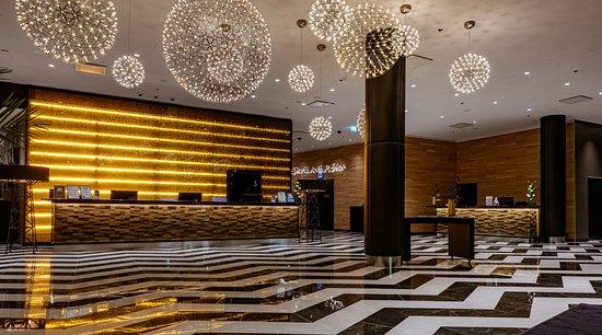 Vantaa, Finland: The Lobby.