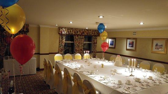 East Kilbride, UK : Small function room