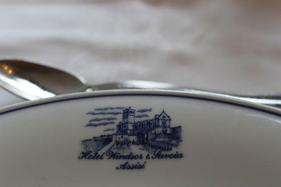 Hotel Windsor Savoia: Plato
