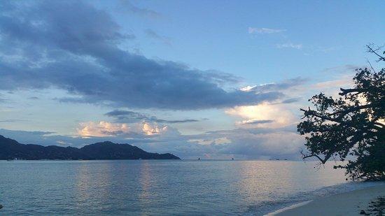 Cerf Island, เซเชลส์: panorama
