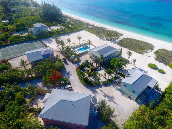 Aquamarine Beach Houses: Ariel View