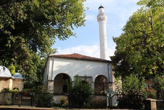 Dzhamiya and Library