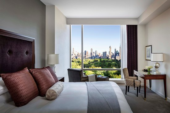 Trump International Hotel and Tower New York: Deluxe Park View Room