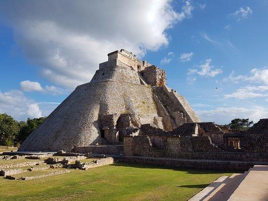 Zona Arqueologica Uxmal