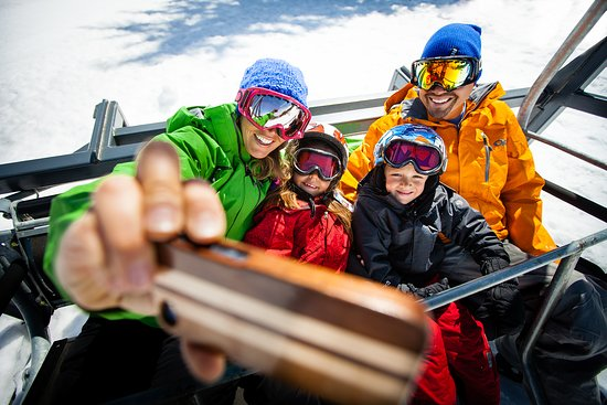 Bend, OR: Kids Ski Free at Mt. Bachelor