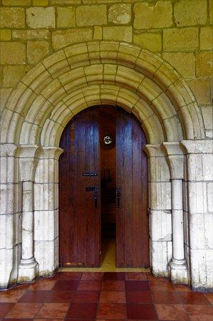 Норт-Майами-Бич, Флорида: Entrance to the chapel - love the doors