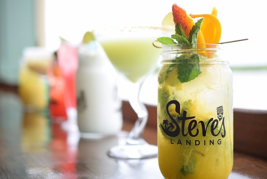 Crystal Beach, TX: Signature Drinks