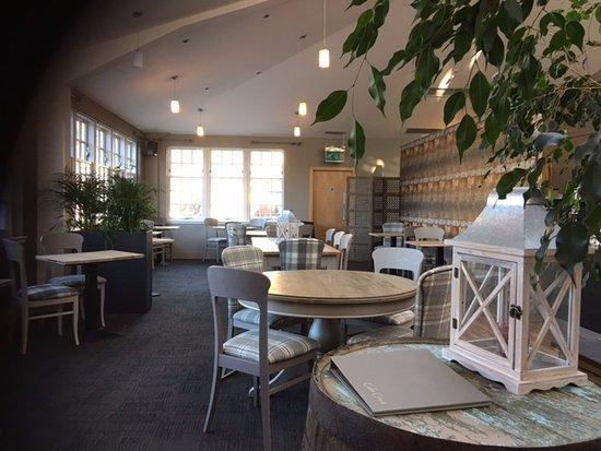 Cafe Circa at the Atrium: Welcome to Cafe Circa @ the Atrium Callander
