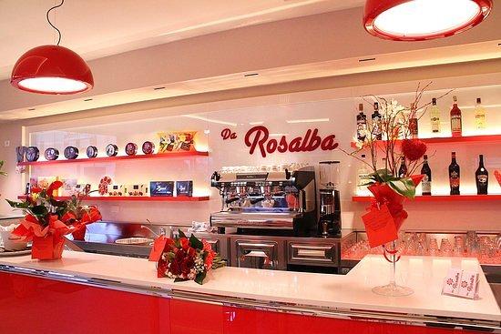 """Rosora, Włochy: I nuovi locali """"Da Rosalba"""""""