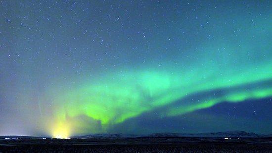Fludir, Iceland: Magico