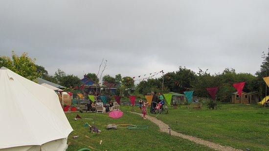 Kinvara, Irlanda: Bell Tent