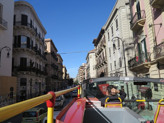 City Sightseeing Palermo: Palermo